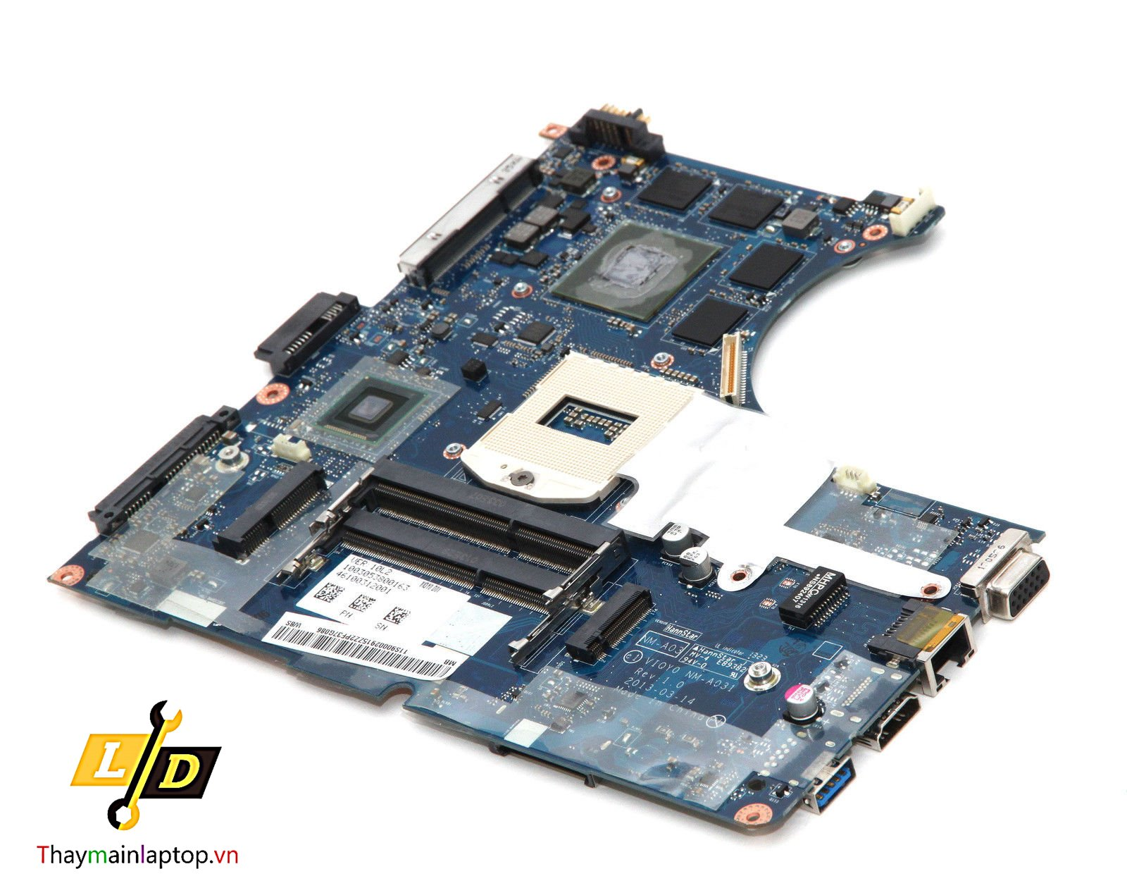 Main Lenovo Y410 Y410P NM-A031