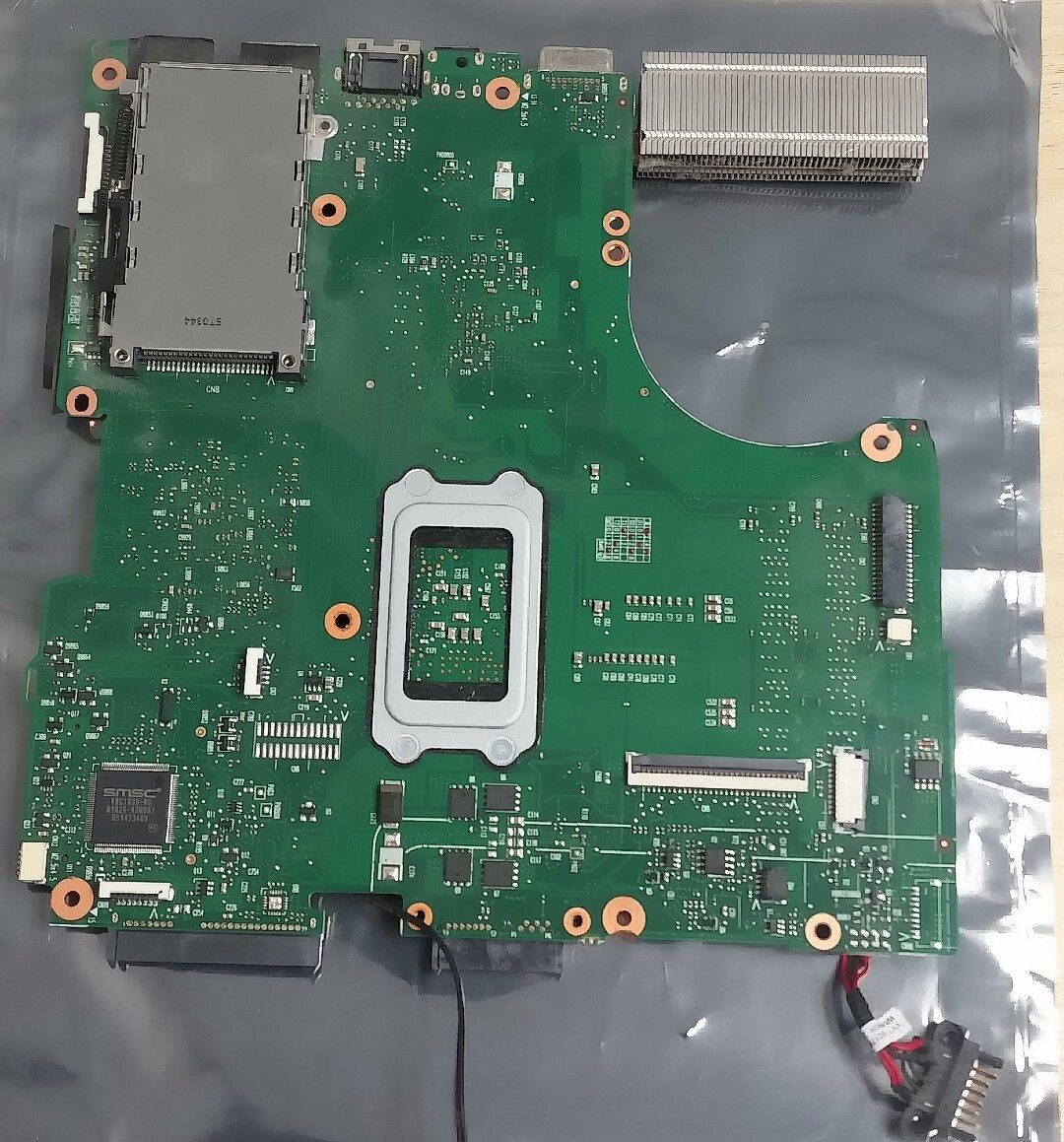 Main hp Compaq 325 425 625 AMD
