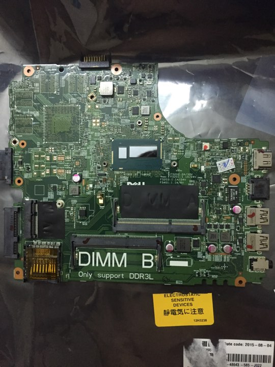 main dell 3437 -5437 i5-4200 VGA Share