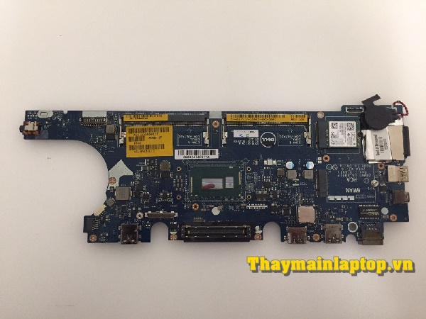 Main_Dell_Latitude_E5250_LA-A891P CPU I5 4310U
