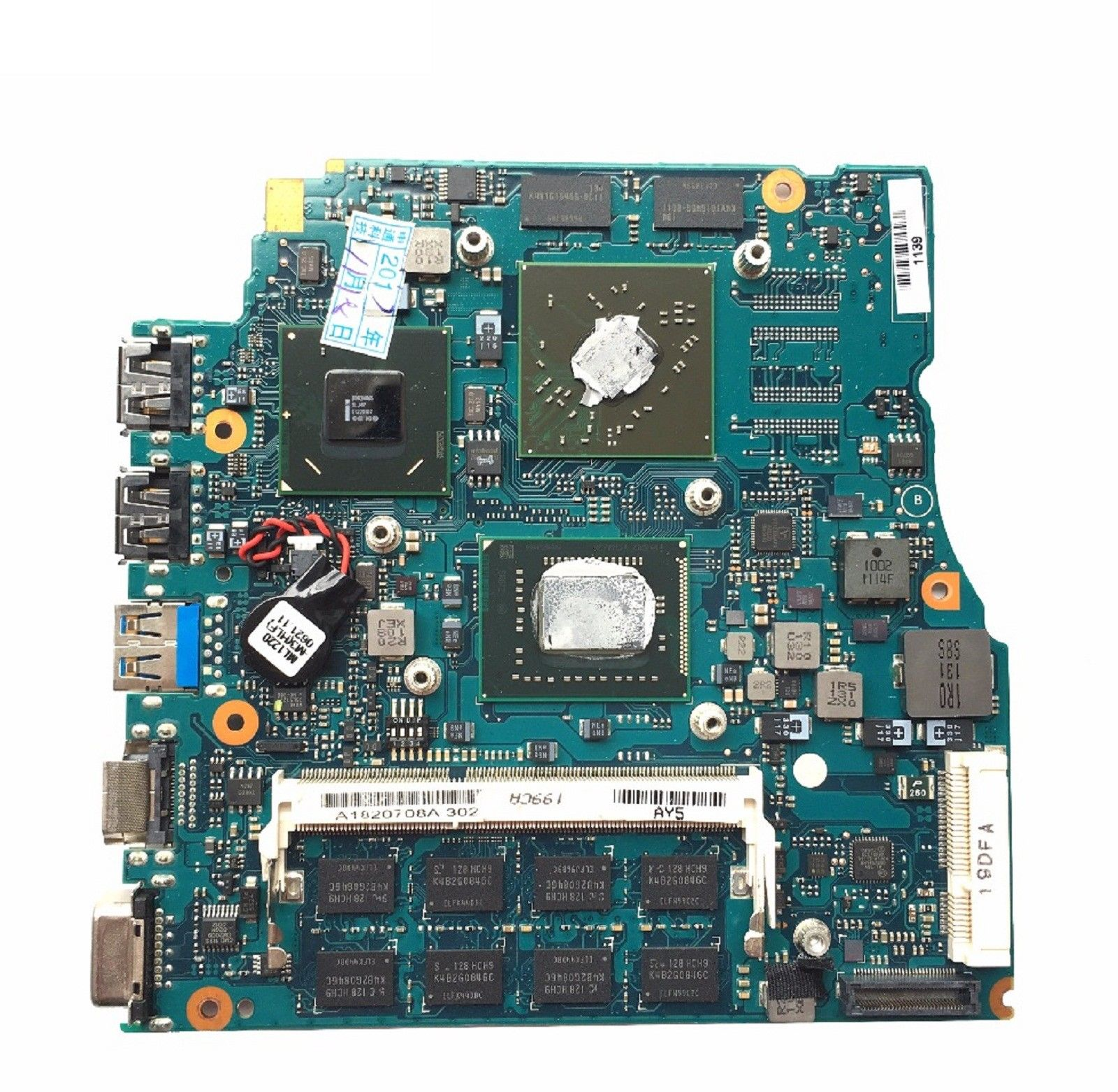 Main Sony VPCSB - MBX 237 CPU I3