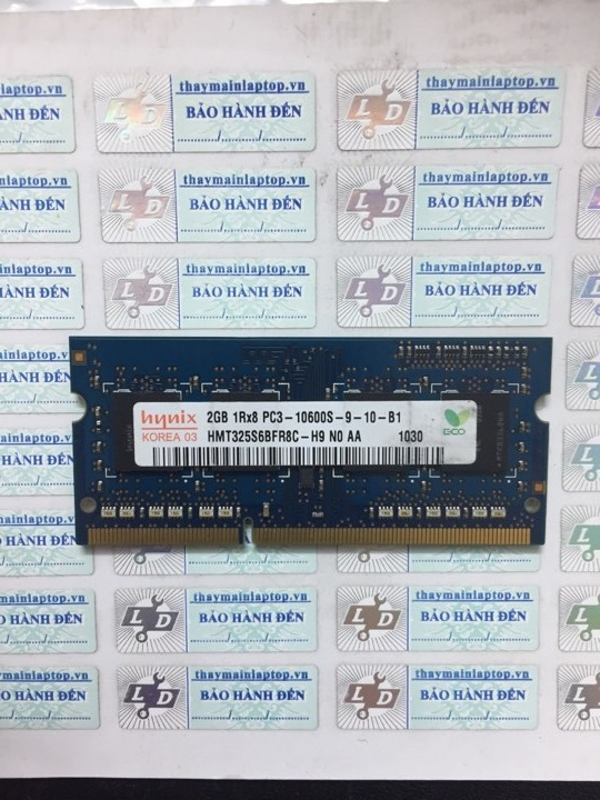 Ram laptop Hynix DDR3 2GB bus 1066