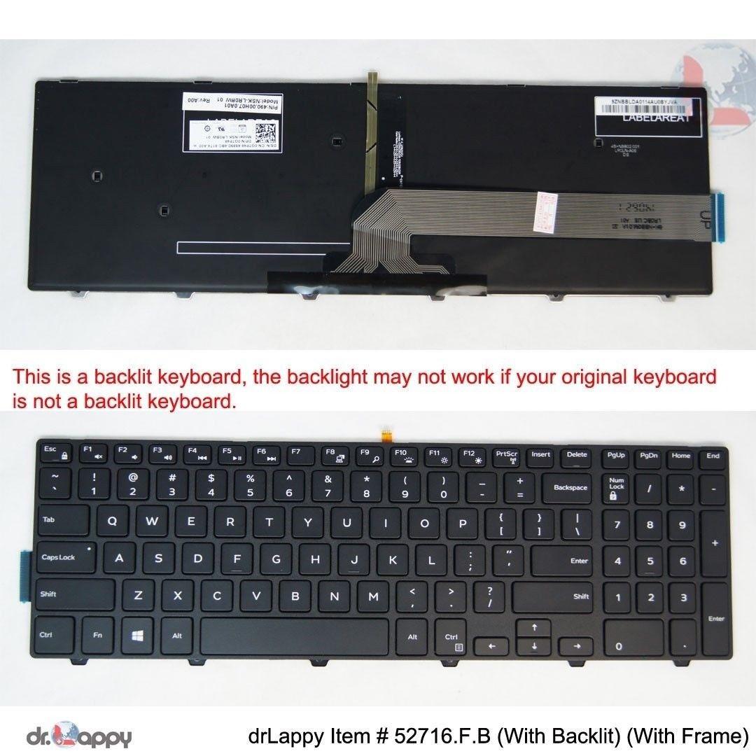 Thay bàn phím Dell Inspiron 15- 3559 P47F