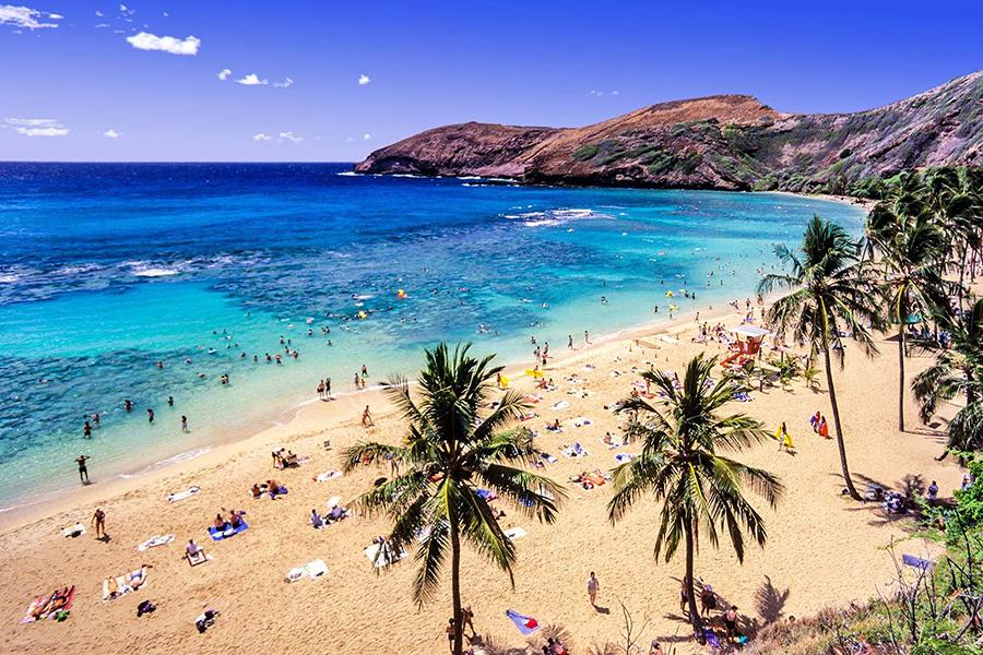 Du Lịch Hawaii - Thiên Đường Biển Xanh - Honolulu - Trân Châu Cảng - M -  Thai Tourist
