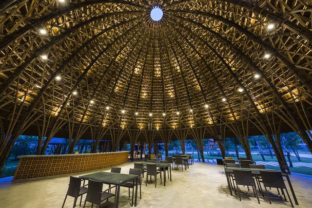 Admire the 5 Vietnamese works won the green architecture award 2018