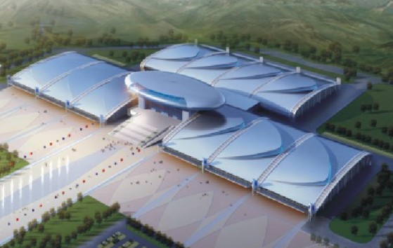 Xin jiang International Exhibition Center