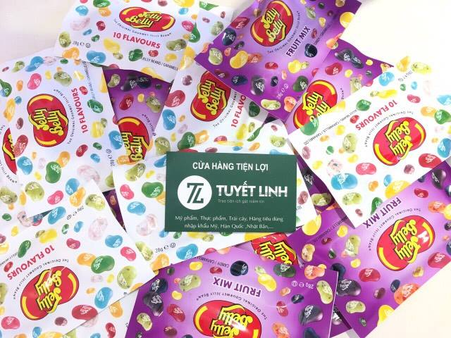 Kẹo Jelly Belly Fruit Mix 28g