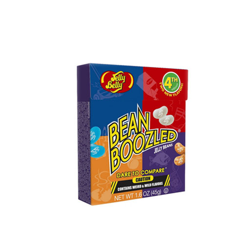 Kẹo Thối Jelly Belly Bean Boozled 45g