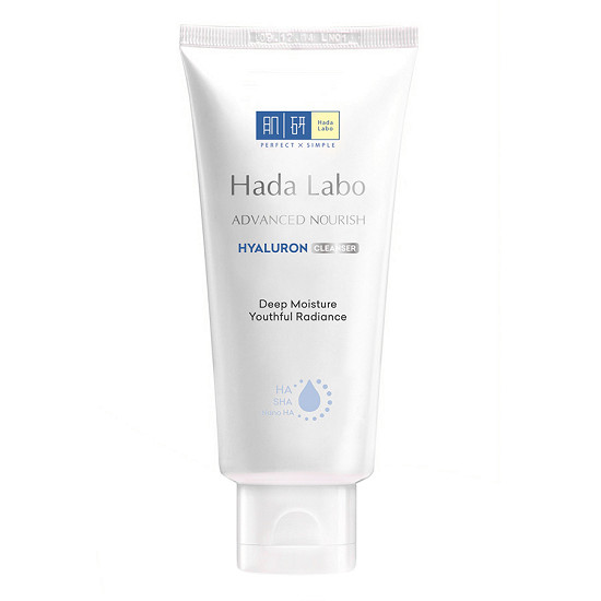Sữa Rửa Mặt Hada Labo Advanced Nourish Hyaluron Cleanser 80g