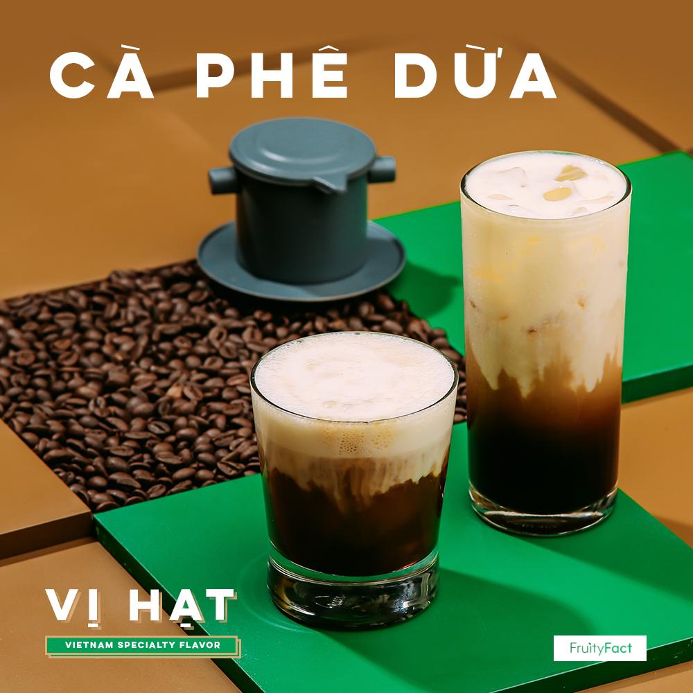 Cà phê dừa