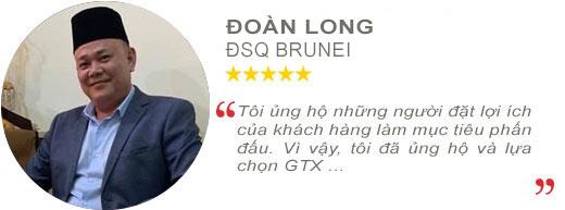 Review anh Đoàn Long