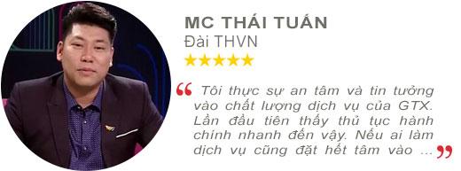 Review Mc Thái Tuấn