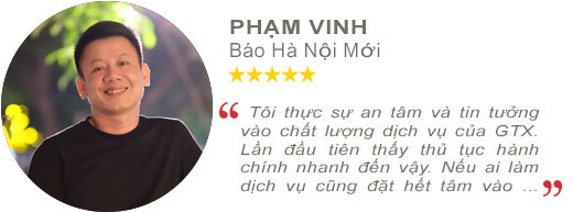 Review anh Phạm Vinh