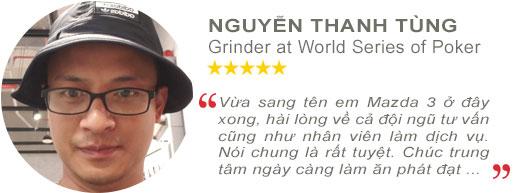 Review anh Nguyễn Thanh Tùng