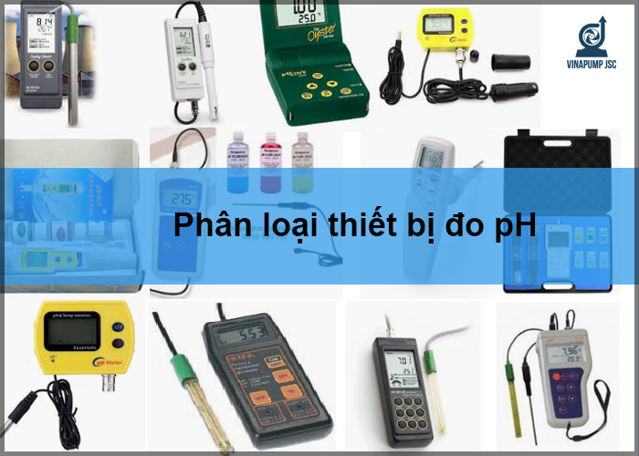 phan loai thiet bi do ph