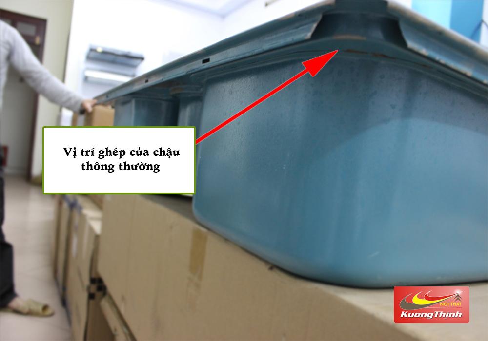 Lý do nên lựa chọn chậu rửa bát inox đúc liền khối