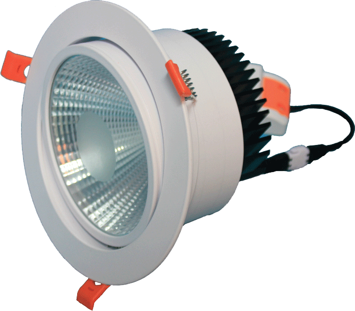 Downlight - Spotlight  JUPITER (IP20 & IP44, Full Series CS 5-18W)