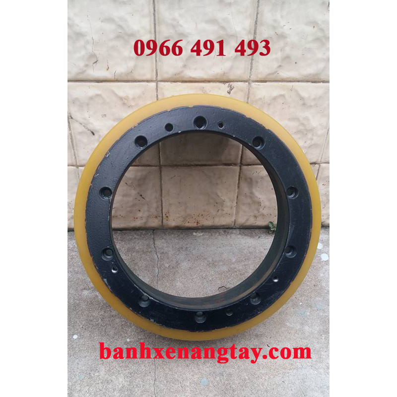 bánh xe nâng điện- Stacker