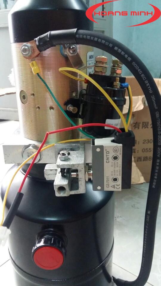 Motor xe điện DC12V