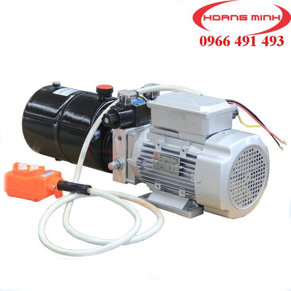 Motor AC220V- xe nâng Hoàng Minh