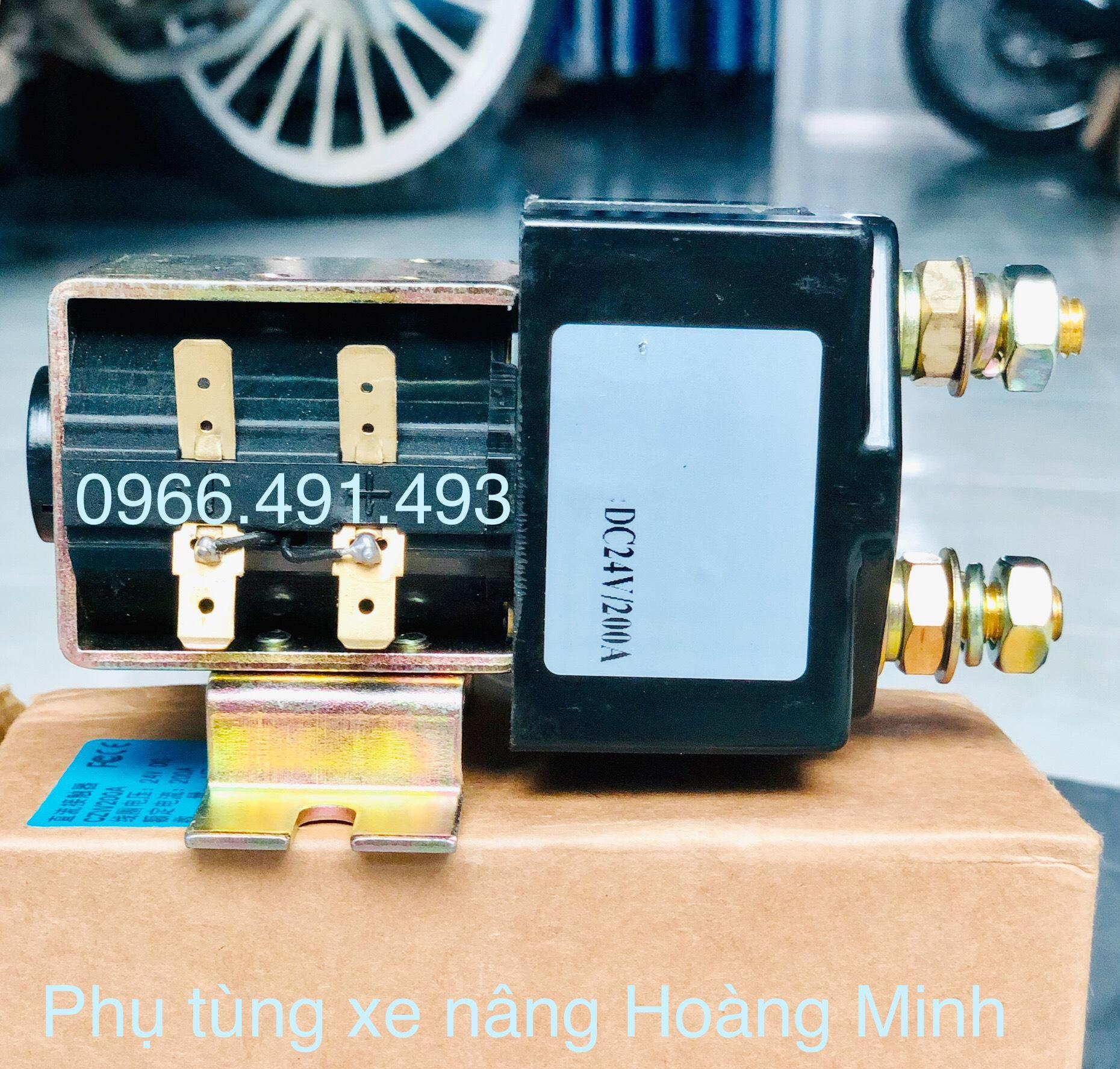 contactor - 24V-200A