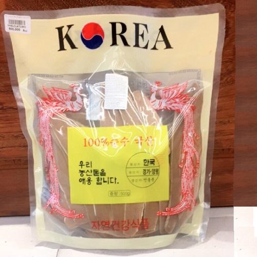 Nấm Linh chi đỏ lát (0,5kg)