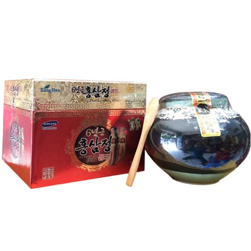 Cao Hồng Sâm Kanghwa Hũ Sứ 1kg