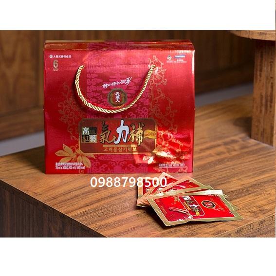 Tinh chất hồng sâm hộp 30 gói