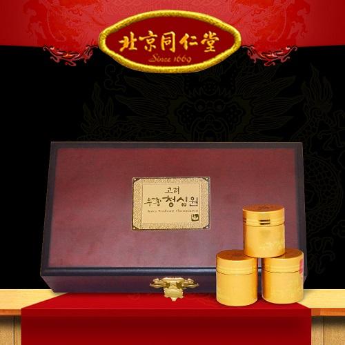 Ngưu hoàng Thanh Tâm (hộp gỗ)