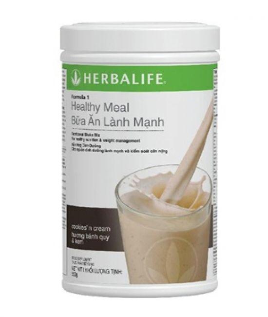 Herbalife F1 Healthy Meal bữa ăn lành mạnh