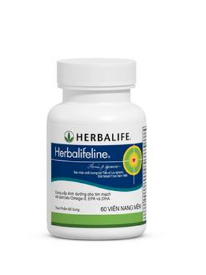 Herbalifeline hỗn hợp dầu cá Omega-3-EPA-DHA
