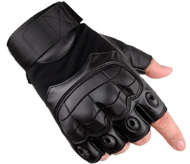 Găng tay Oakley cụt mẫu 2 nâu