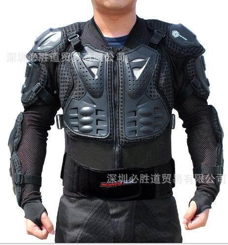 Thuê áo giáp bảo vệ bảo hộ đi xe máy