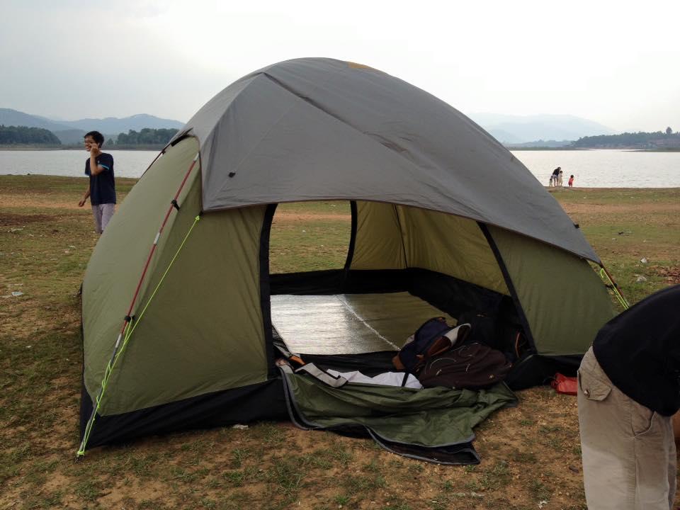 Thuê Lều 14 người