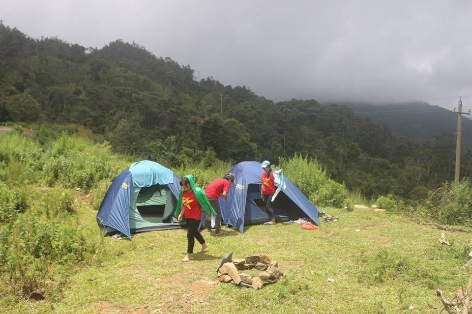 Thuê Lều 6 người