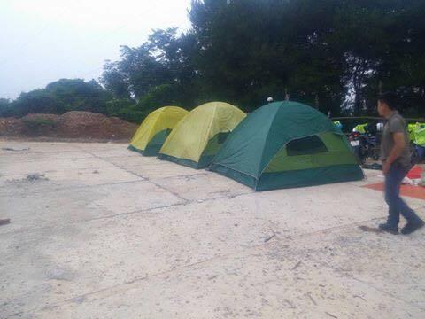 Thuê Lều 4 người