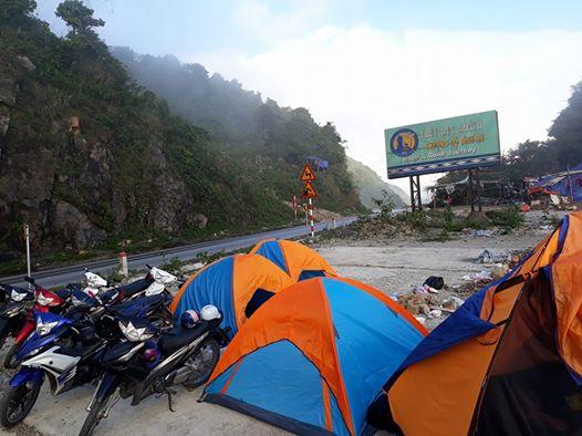 Lều trại 2 Người Cao Cấp 2 lớp chống mưa chống thấm