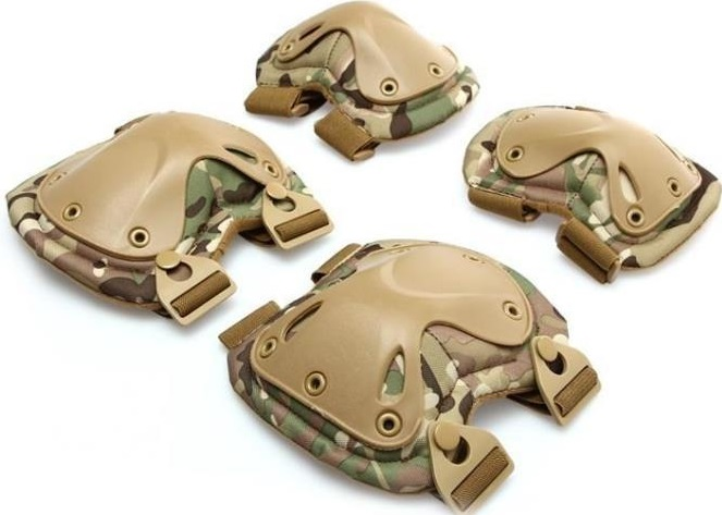 thuê giáp bảo hộ bảo vệ tay chân kiểu lính mẫu 1,2