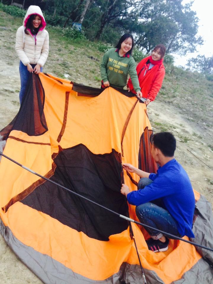 Thuê Lều 10 người