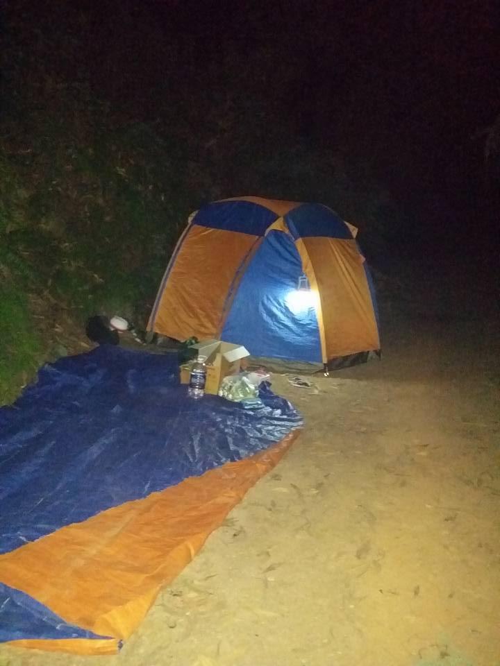 Thuê đèn lều/ đèn bão cắm trại