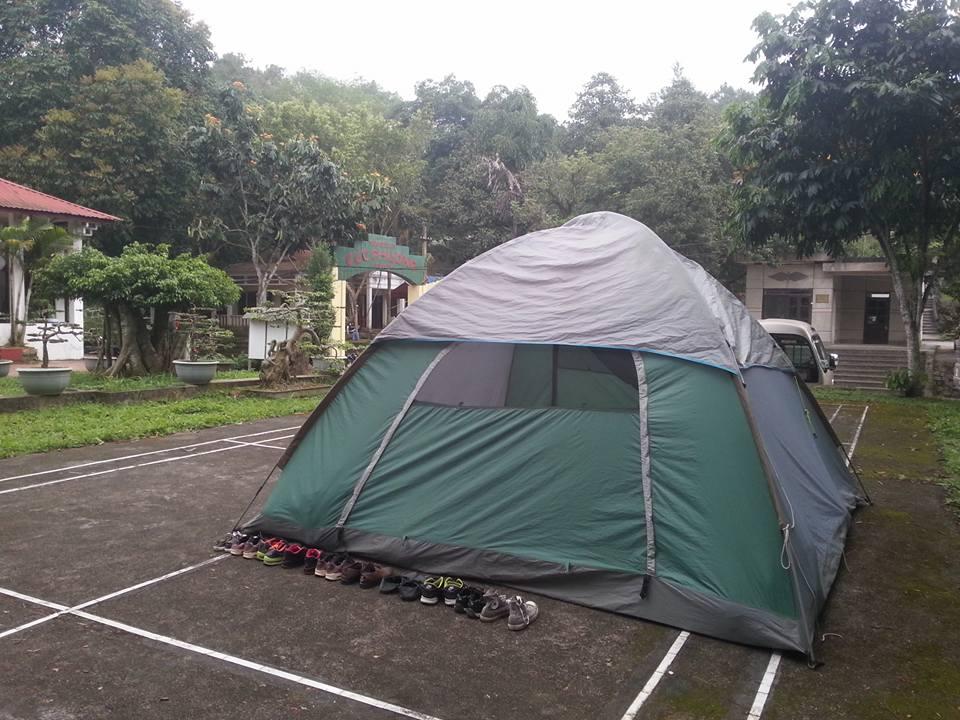 Thuê Lều 12 người