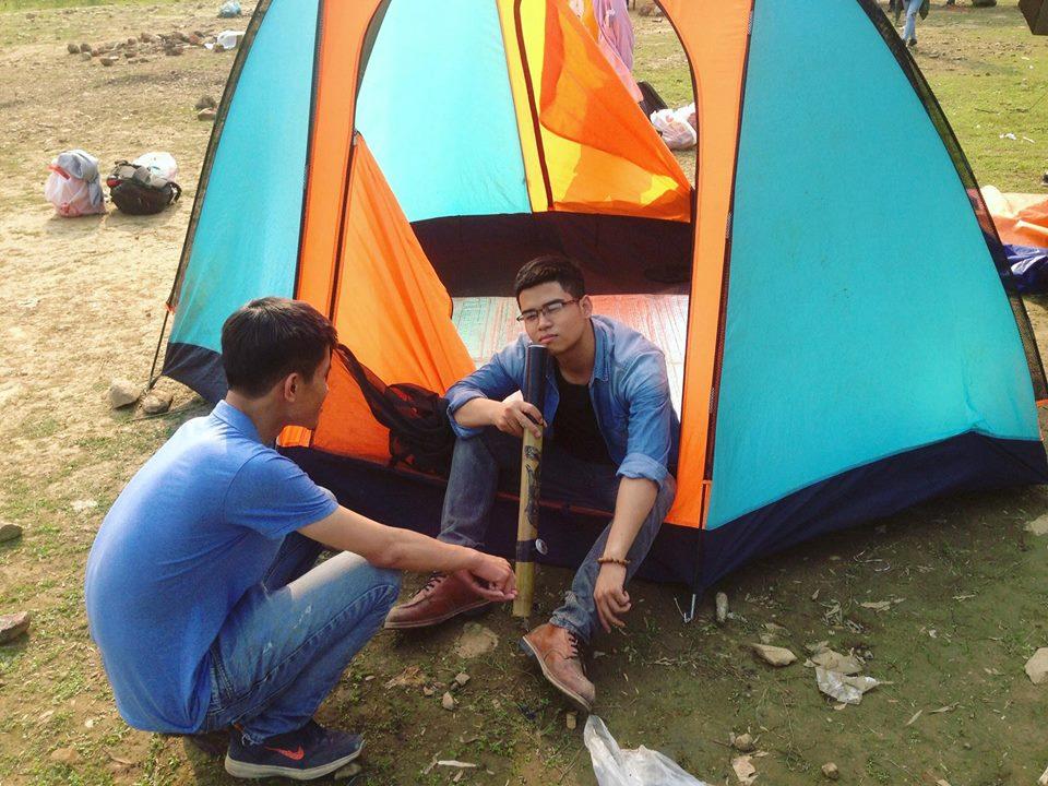 Thuê Lều 8 người