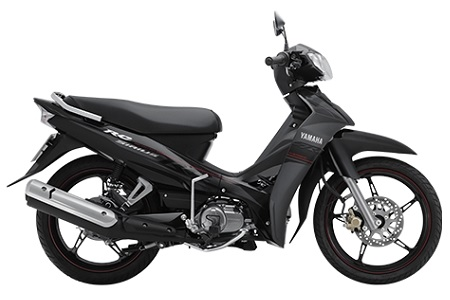 Thuê xe số Yamaha Sirius