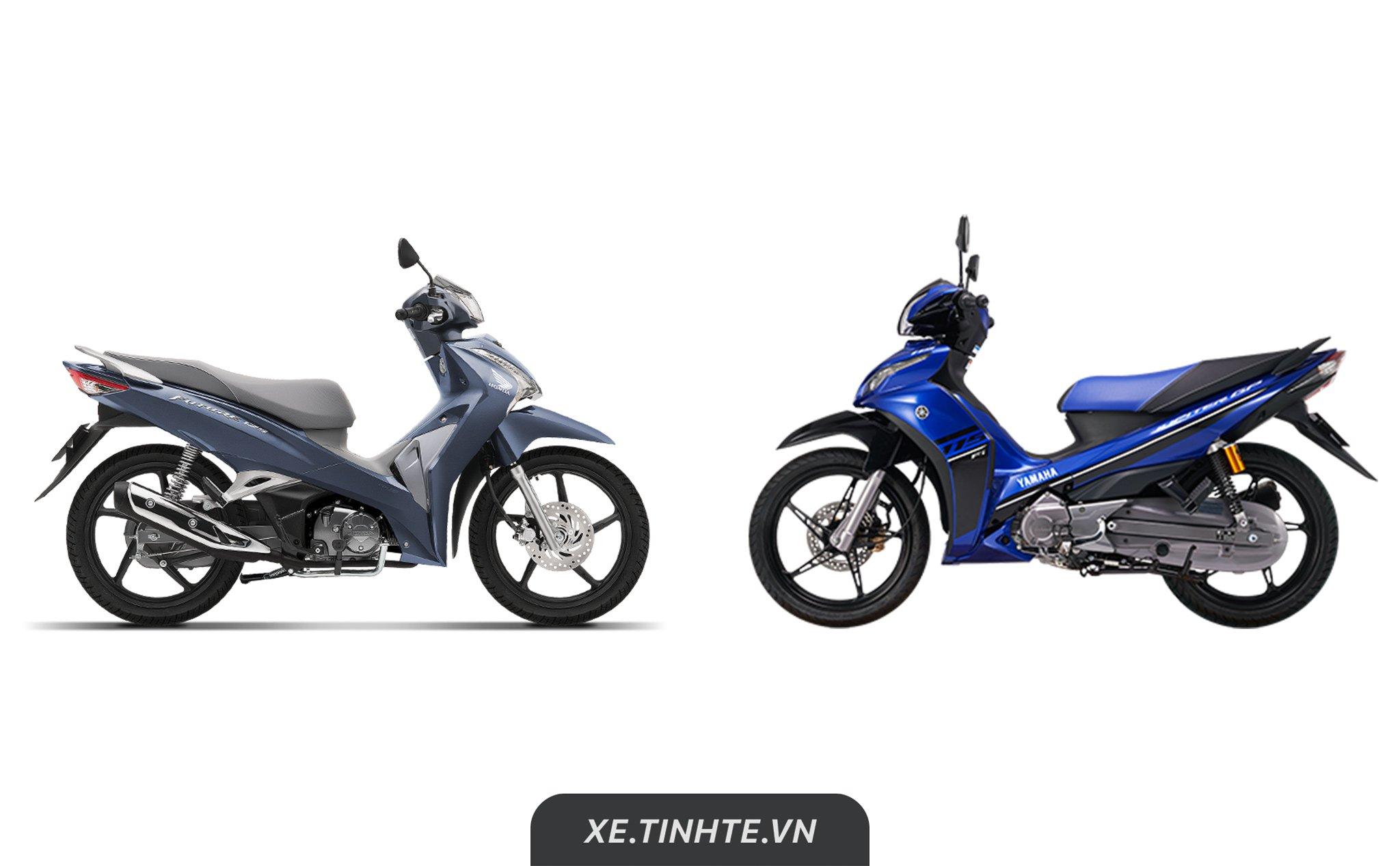 Thuê xe số Honda Future