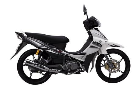 Thuê xe số Yamaha Jupiter