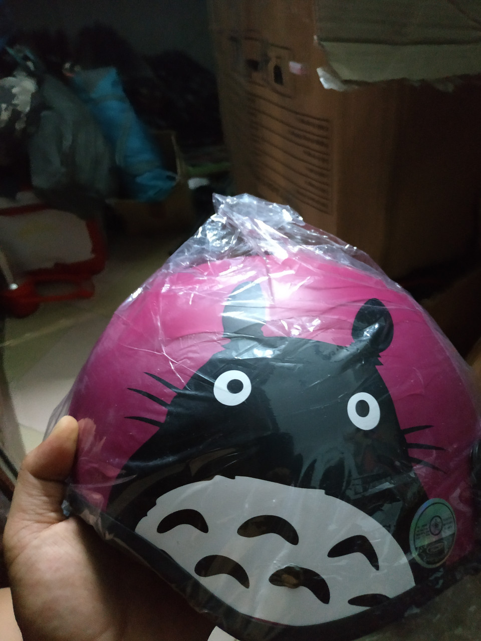Mũ Bảo Hiểm 1/2 Bopa Rock Trắng + Kính UV