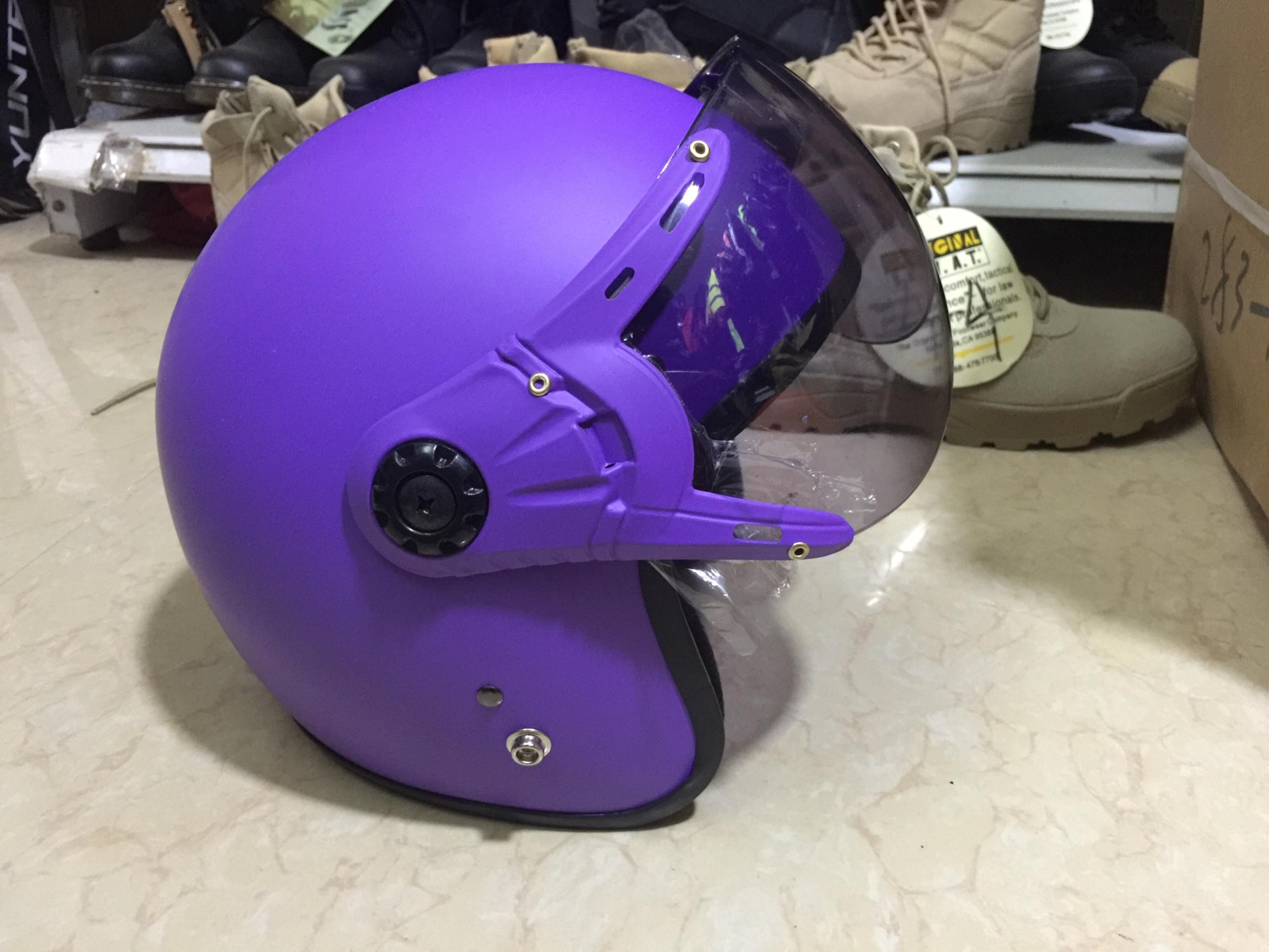 Mũ bảo hiểm 3/4 GRS