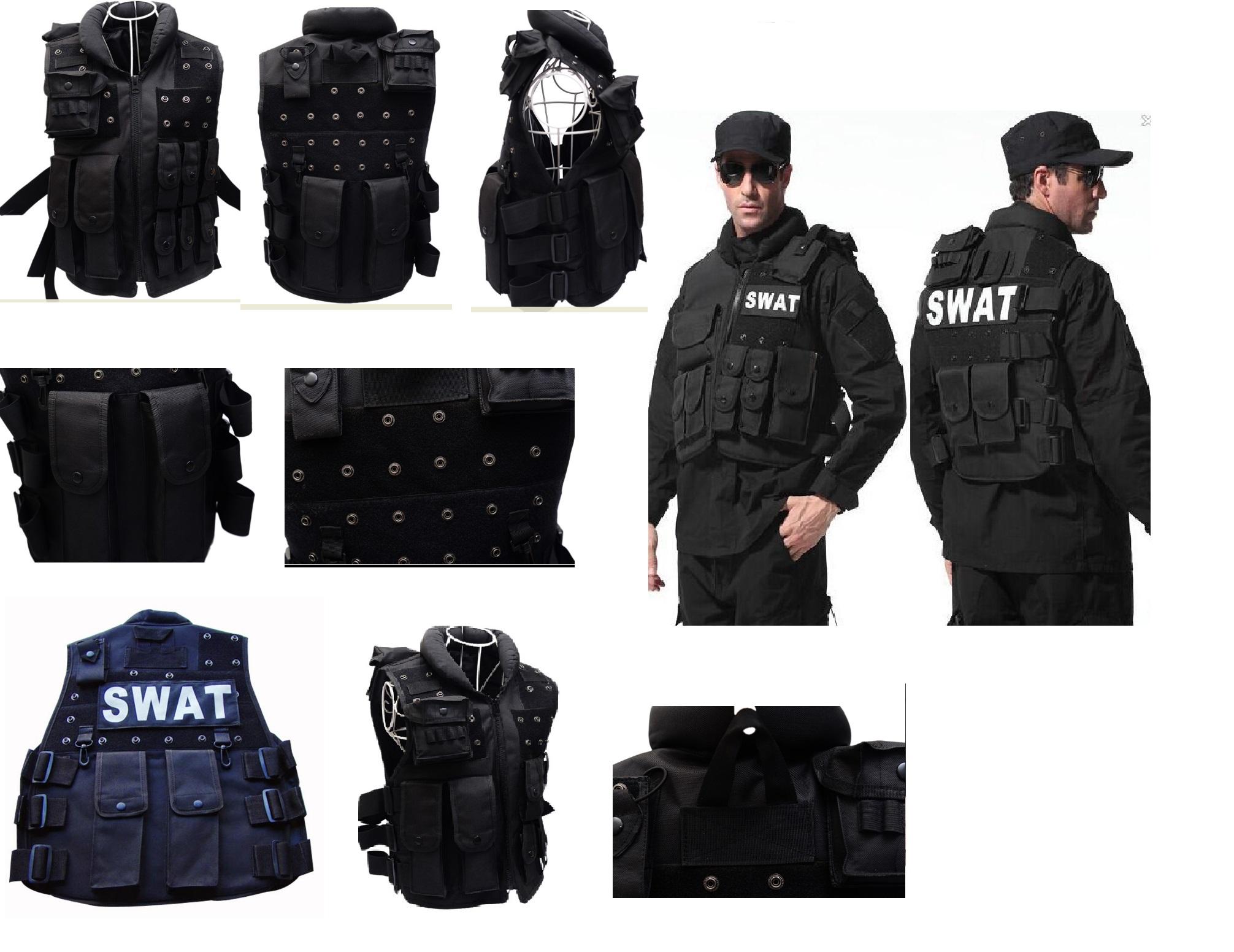 thuê bộ đồ lính đặc nhiệm cơ bản (Mũ lưỡi trai – Khăn trùm mặt- Bộ quần áo trong- Áo khoác)