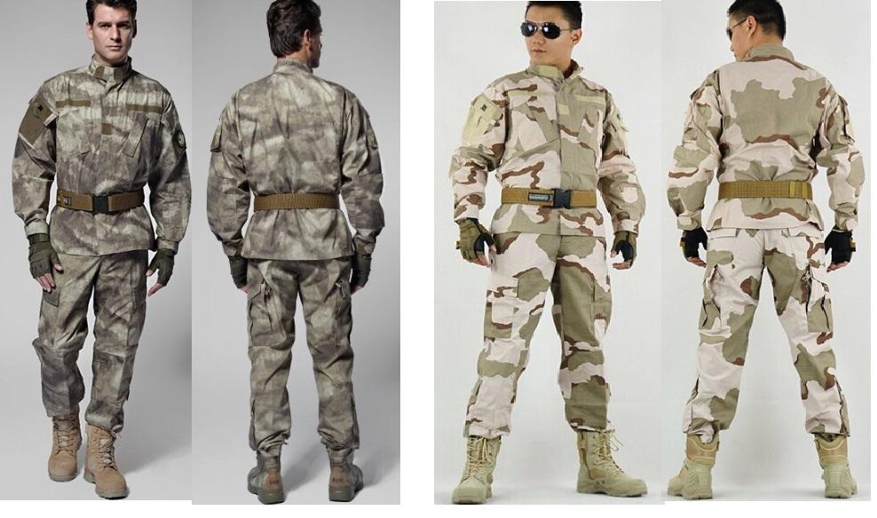 Thuê bộ quần áo lính dằn di ( 1 bộ gồm áo và quần)