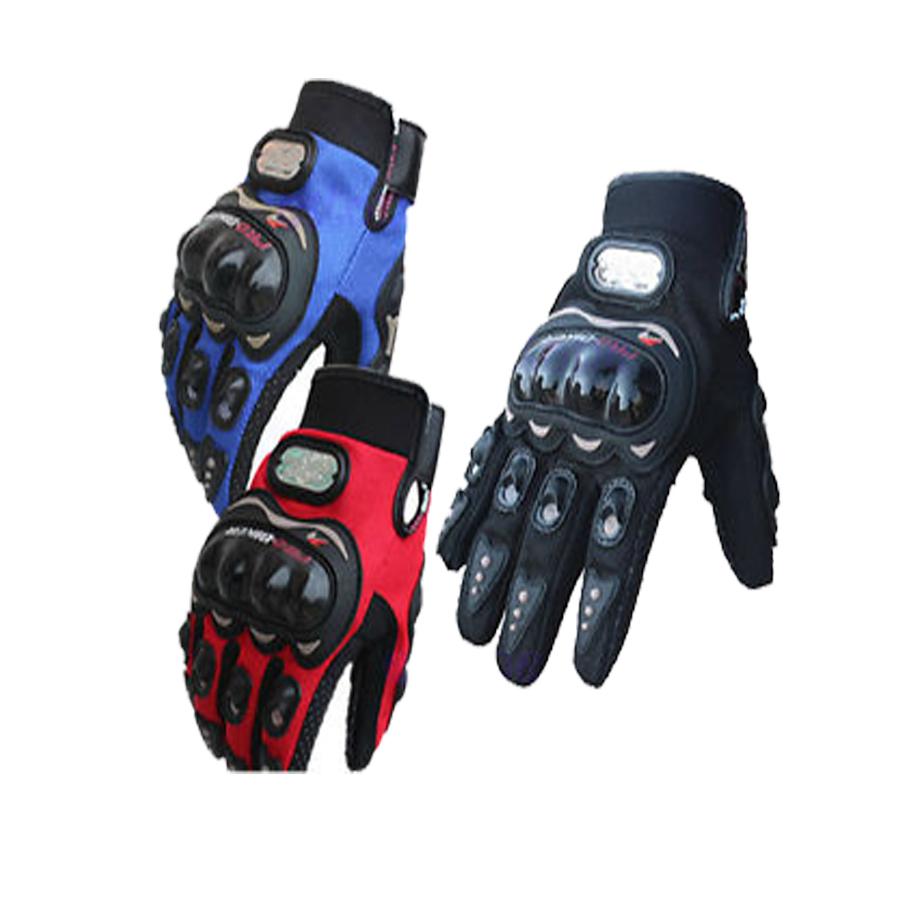 Găng tay gù nhựa dài Probike